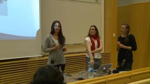 Miniatyr för inlägg Approdites – Våga starta eget!  Från student till apputvecklare / 2011