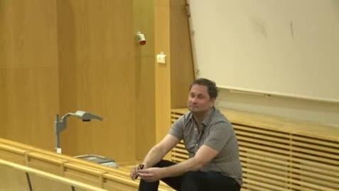 Miniatyr för inlägg Henrik Arnstad  - frågestund  efter De ständiga förändringarnas århundraden  / 2014