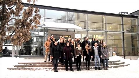Thumbnail for entry Välkommen till Högskolan i Gävle