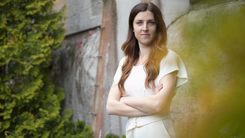 Thumbnail for entry Pedagogiskt stöd gör drömutbildningen möjlig för Camilla Blomberg