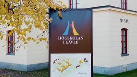 Thumbnail for entry Högskolan från ovan