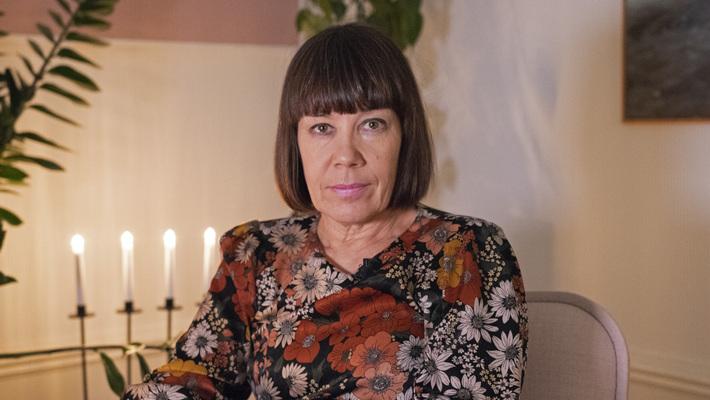 Julhälsning från rektor Ylva Fältholm