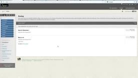 Thumbnail for entry Utvardering av kurs och skapa kursrapporter Blackboard Learn 9.1 SP9 (1)