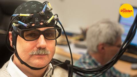 Thumbnail for entry HiG-podden – Ny metod mäter synstress med nära infrarött ljus