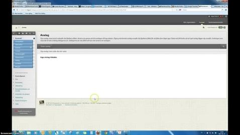Thumbnail for entry Webcam recorder Blackboard Learn 9.1