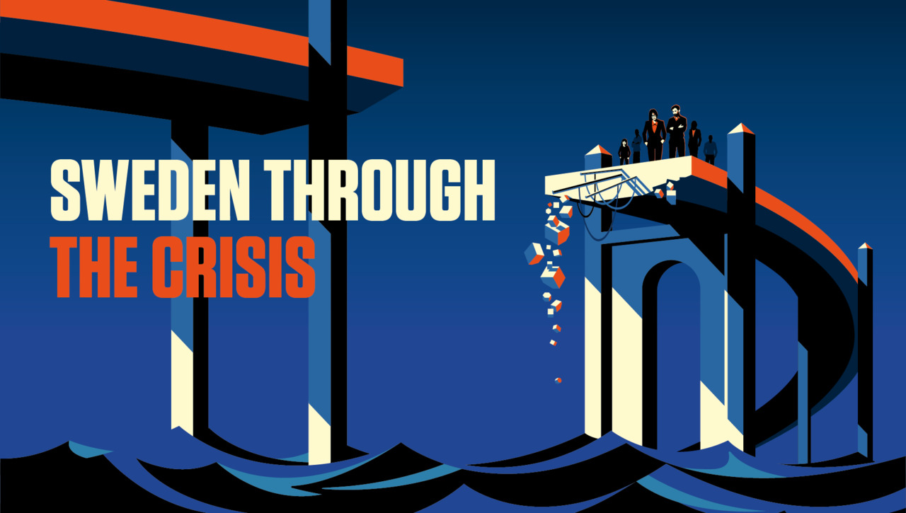 Sweden Through The Crisis - Project introduction