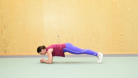 Thumbnail for entry Plank exercises