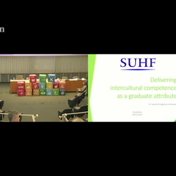 Thumbnail for channel Internationalisation of the Curriculum