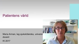 Thumbnail for entry Patientens värld