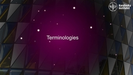 Thumbnail for entry eHealth Terminologies