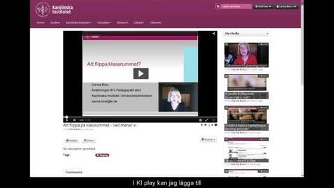 Skapa interaktiva frågor med KI Play