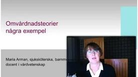 Thumbnail for entry Omvårdnadsteorier några exempel (med undertext)