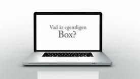 Miniatyrbild för inlägg Box - Vad är det?