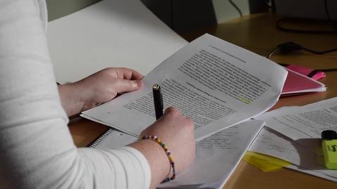 Miniatyr för inlägg Studieteknik – bli framgångsrik i dina studier