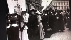 Miniatyrbild för inlägg 100 år sedan kvinnor fick rösträtt