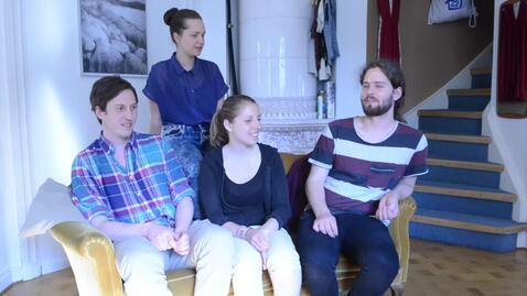 Thumbnail for entry Att bo tillsammans med andra studenter