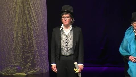 Miniatyrbild för inlägg Lena Andersson promoveras till hedersdoktor
