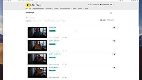 Miniatyr för inlägg Interaktiv video - hur du skapar en flergrenad berättelse