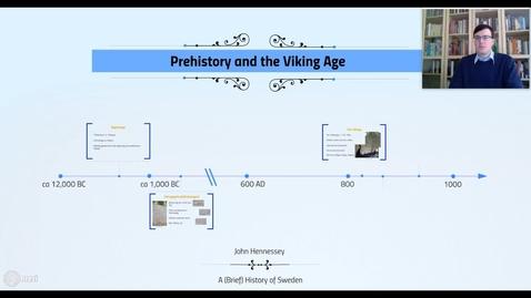 Miniatyrbild för inlägg MOOC - Ancient and Medieval Scandinavia
