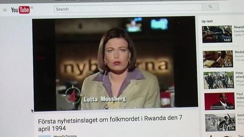 Miniatyrbild för inlägg Så skapar media historiska minnen av folkmordet i Rwanda 1994