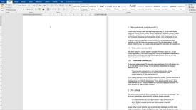 Miniatyrbild för inlägg Innehållsförteckning i Word 2016