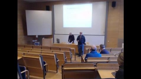 Thumbnail for entry Polisens historia, utvecklingen i de nordiska länderna, del 2