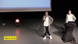 Thumbnail for entry Borgholmsmodellen – Maria Svanborg, Catrin Engberg Tukia