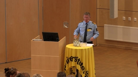 Miniatyr för inlägg Erfarenheter av ledarskap inom polisen