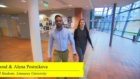 Thumbnail for entry Academic studies in Sweden