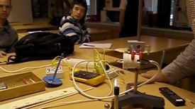 Miniatyrbild för inlägg Conductivity of glass