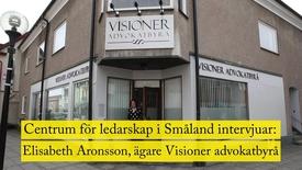 Thumbnail for entry Elisabeth Aronsson