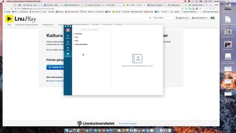 Miniatyrbild för inlägg Strul med onlinemöte på mac - Skype för företag - byta inloggning