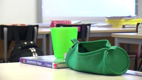 Miniatyr för inlägg Inga kramar i klassrummet