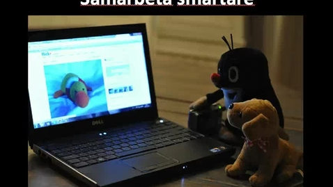 Thumbnail for entry Samarbeta smartare