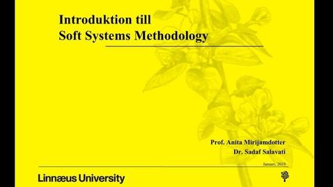Miniatyrbild för inlägg Introduktion till Soft Systems Methodology