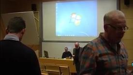Miniatyrbild för inlägg Kriminologi och polisvetenskap - del 2, 2014-05-02