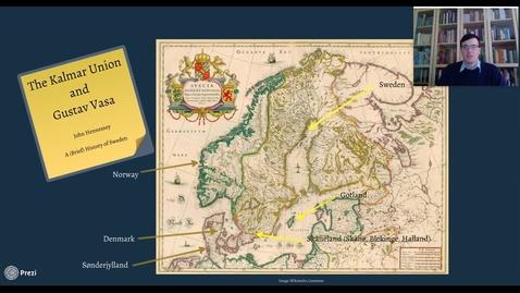 Miniatyrbild för inlägg MOOC - The Kalmar Union and Gustav Vasa