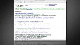 Miniatyrbild för inlägg Att tyda sökresultat i Google Scholar