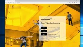Miniatyrbild för inlägg Kom i gång med Zoom / Get started with Zoom