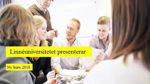 Miniatyrbild för inlägg Entreprenörskap och verksamhetsutveckling 7,5hp