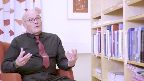 Miniatyr för inlägg Hans forskar om cancerdiagnoser