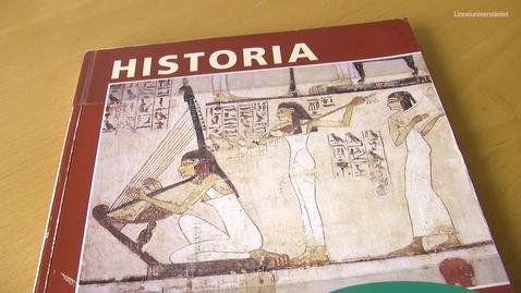Thumbnail for entry Vad kan man när man kan något om historia?