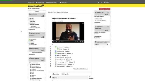 Miniatyrbild för inlägg Tips: Inlämningsuppgift för fler än en film i Mymoodle