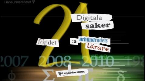 Thumbnail for entry 21 saker -Ämnesbevakning -iGoogle