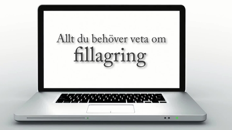 Thumbnail for entry Fillagring inom Lnu, Skillnaderna mellan C:, P: och  Box