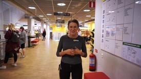 Miniatyrbild för inlägg Library run at the University Library in Växjö