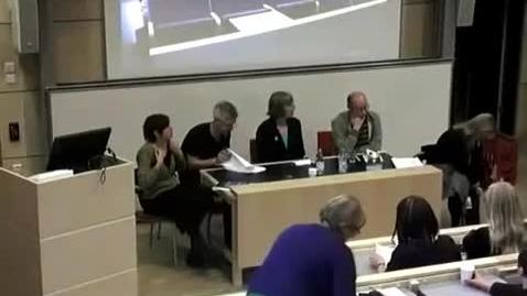 Miniatyrbild för inlägg Paneldebatt som leds av Catta Torhell - Bibliotekschef vid Linneuniversitetet