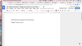 Miniatyrbild för inlägg Röstkommentarer i Google docs