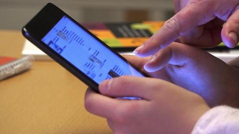 Thumbnail for entry Italo vill förbättra användningen av digital teknik i skolan
