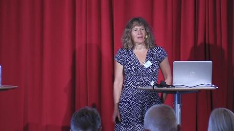 Miniatyrbild för inlägg Petra Wallberg, Formas - Nationella utlysningar för att stärka samarbetet mellan forskning och förvaltning.